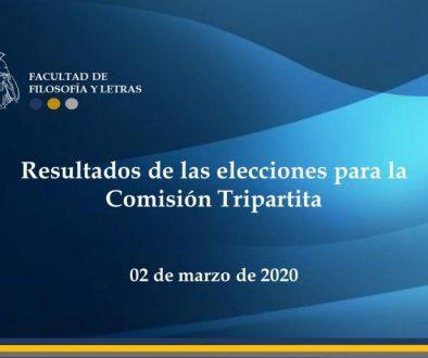Resultados comision tripartita